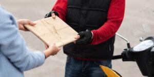 доставка, почта, важно, документы